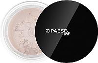 Фиксирующая пудра для лица Paese High Definition Transparent Loose Powder-02 (15г, средний бежевый) -