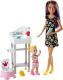 Кукла с аксессуарами Barbie Няня / FHY97/FJB01 -