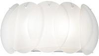 Бра Ideal Lux Ovalino AP2 Bianco / 38025 -