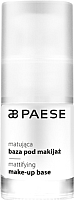 Основа под макияж Paese Mattifying Make-Up Base матирующая (15мл) -