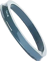 Центровочное кольцо No Brand 76.1x56.6 -