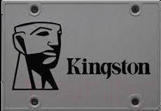 Купить SSD диск Kingston, SSDNow UV500 240Gb (SUV500/240G), Китай