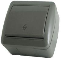 Выключатель TDM Селигер SQ1818-0111 (серый) -