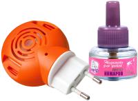 Электрофумигатор Help Фумигатор и жидкость 30 ночей против комаров / 80523 -