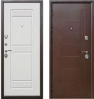 Входная дверь Гарда Троя Белый ясень (86х205, левая) -