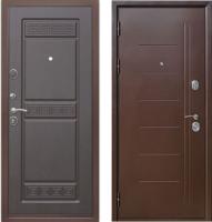 Входная дверь Гарда Троя Венге (96х205, левая) -