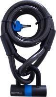 Велозамок Oxford Loop Lock 15 / OF221 (черный) -