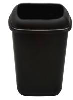 Контейнер для мусора Plafor Quatro 9041666 (черный) -