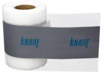 Гидроизоляционная лента Knauf ПВХ Флахендихтбанд / 77382 (10м) -