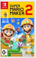 Игра для игровой консоли Nintendo Switch Super Mario Maker 2 -