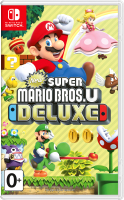 Игра для игровой консоли Nintendo Switch New Super Mario Bros. U Deluxe -