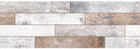 Плитка Нефрит-Керамика Эссен / 00-00-5-17-00-06-1617 (600x200, серый) -