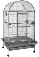 Клетка для птиц Savic Karumba Bow / 56870048 (темно-серый) -