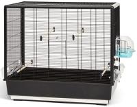 Клетка для птиц Savic Primo 60 Knockdown / 56221100 (черный) -