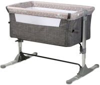 Детская кроватка Lorelli Sleep N Care Grey Elephant / 10080431901 -