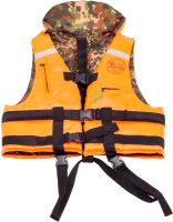 Спасательный жилет Poseidon Fish До 120 кг -