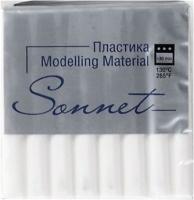 Полимерная глина Сонет Флуоресцентная / 5965104 (белый) -