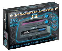 Игровая приставка Sega Magistr Drive 2 Lit 252 игры -