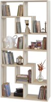 Стеллаж Сокол-Мебель Из 4 модулей (дуб сонома) -