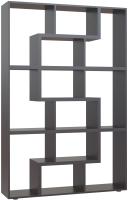 Стеллаж Сокол-Мебель Из 6 модулей (венге) -