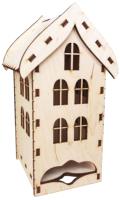 Заготовка для декорирования ПАЛИТРА Чайный домик с окнами / 692 -