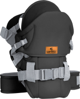 Эрго-рюкзак Lorelli Weekend Black Grey / 10010110003 -