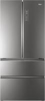 Холодильник с морозильником Haier HB18FGSAAARU -