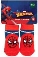 Носочки для животных Triol Disney Marvel Человек-паук / 12231031 (M) -