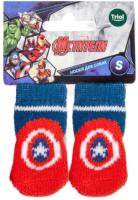 Носочки для животных Triol Disney Marvel Капитан Америка / 12231033 (S) -