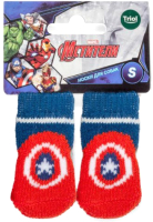 Носочки для животных Triol Disney Marvel Капитан Америка / 12231034 (M) -