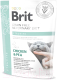 Корм для кошек Brit VD Cat Grain Free Struvite Chicken & Pea / 528288 (400г) -