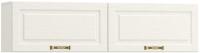 Шкаф навесной Mobi Ливерпуль (белый/ясень ваниль НМ-1012-100 ПВХ) -