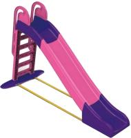 Горка Doloni Большая / 014550/9 (розовый/фиолетовый) -