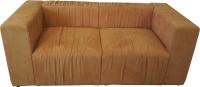 Диван Amura Лофт 2м (антара люкс 7 мустард) -