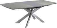 Обеденный стол Дамавер Crystal 160 / CRYST6570LATTE -