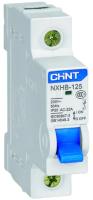Выключатель нагрузки Chint NXHB-125 1P 100A (R) / 193171 -