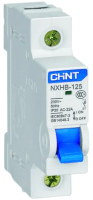 Выключатель нагрузки Chint NXHB-125 1P 63A (R) / 193169 -