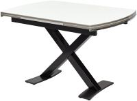 Обеденный стол Дамавер Kris / EN860WHTBL -