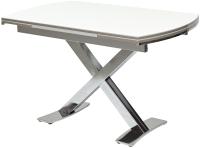 Обеденный стол Дамавер Kris / EN860WHTNCK -