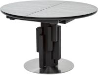 Обеденный стол Дамавер Oakland / HT8068GNHY08BLK -