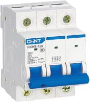 Выключатель нагрузки Chint NXHB-125 3P 40A (R) / 193182 -