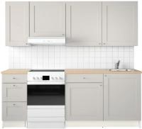Готовая кухня Ikea Кноксхульт 693.933.59 -