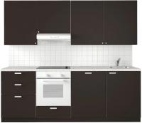 Готовая кухня Ikea Метод 993.933.72 -