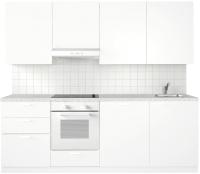 Готовая кухня Ikea Метод 493.933.79 -