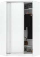 Шкаф Кортекс-мебель Сенатор ШК30 Классика ДСП (белый) -