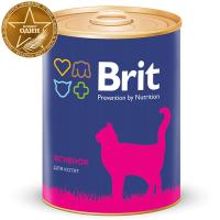 Корм для кошек Brit Premium Lamb for Kitten / 9419 (340г) -
