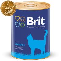 Корм для кошек Brit Premium Turkey / 9402 (340г) -