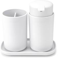 Набор аксессуаров для ванной Brabantia 280382 (белый) -