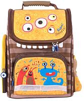 Школьный рюкзак Gulliver Монстрик Васек / M15 -