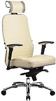 Кресло офисное Metta Samurai KL-3.02 (бежевый) -